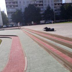 Mellow plaza