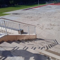 Handrail same perfect ground