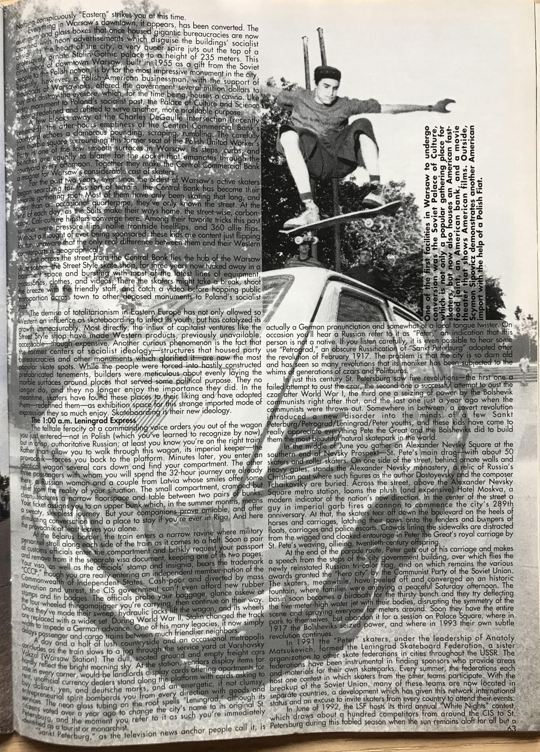 TWS April 1993 63lpp